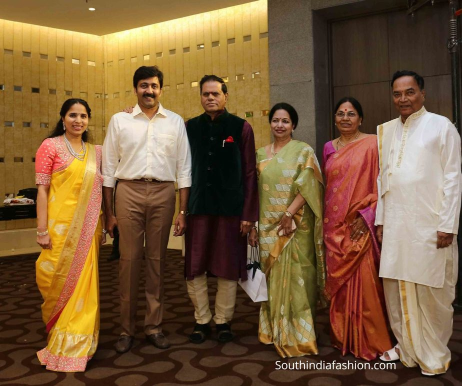 Vadde Naveen Son Jishnu's Dhoti ceremony