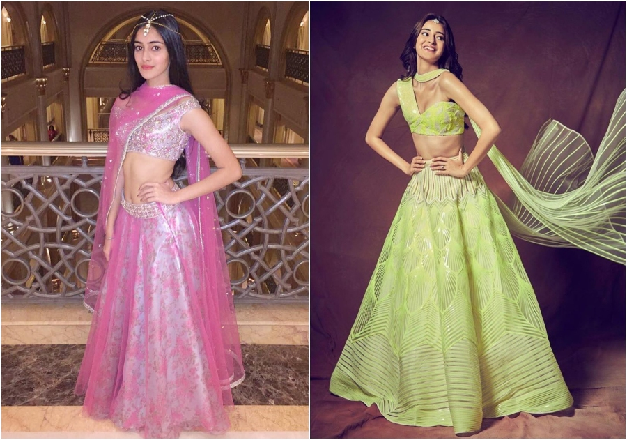 Ananya Pandey's Ethnic Style and Trend