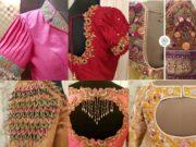 aari work blouse designs 2020