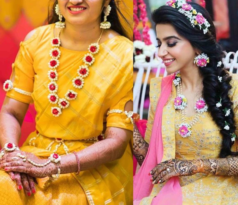 flower jewelry for south indian brides (1)