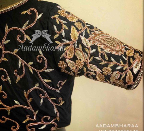 maggam blouse designs