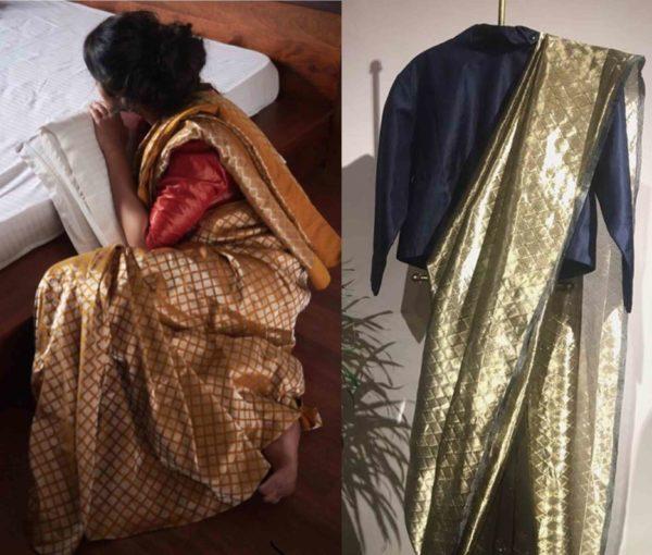 metallic silk sarees akaaro (1)
