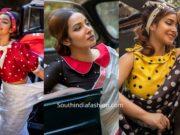 retro look saree blouses 70s 80s style bollywood fashion