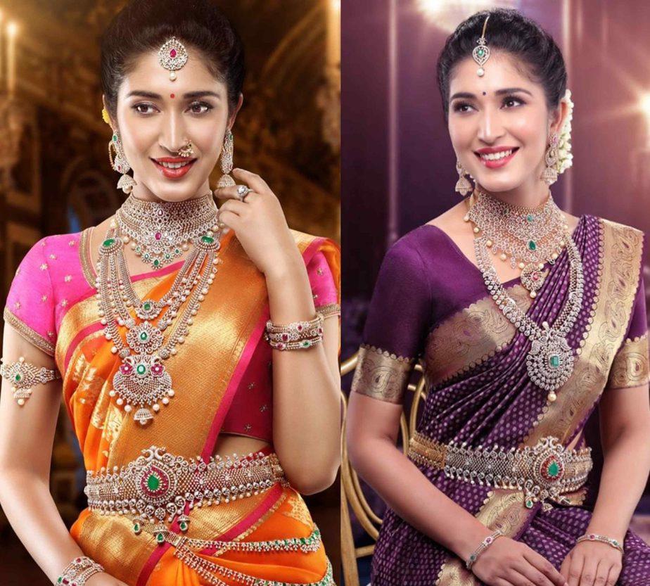 south indian bridal jewelry diamond jewellery
