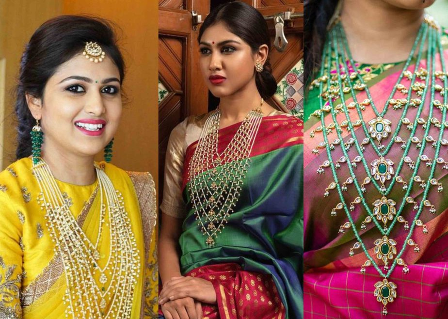 south indian brides minimalsitic jewellery (1)