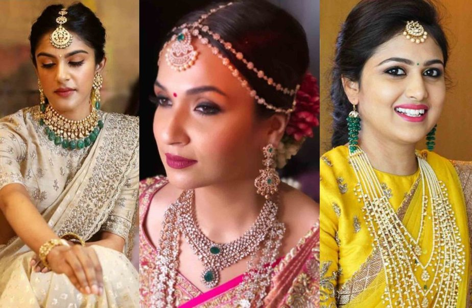 south indian brides minimalsitic jewellery (2)