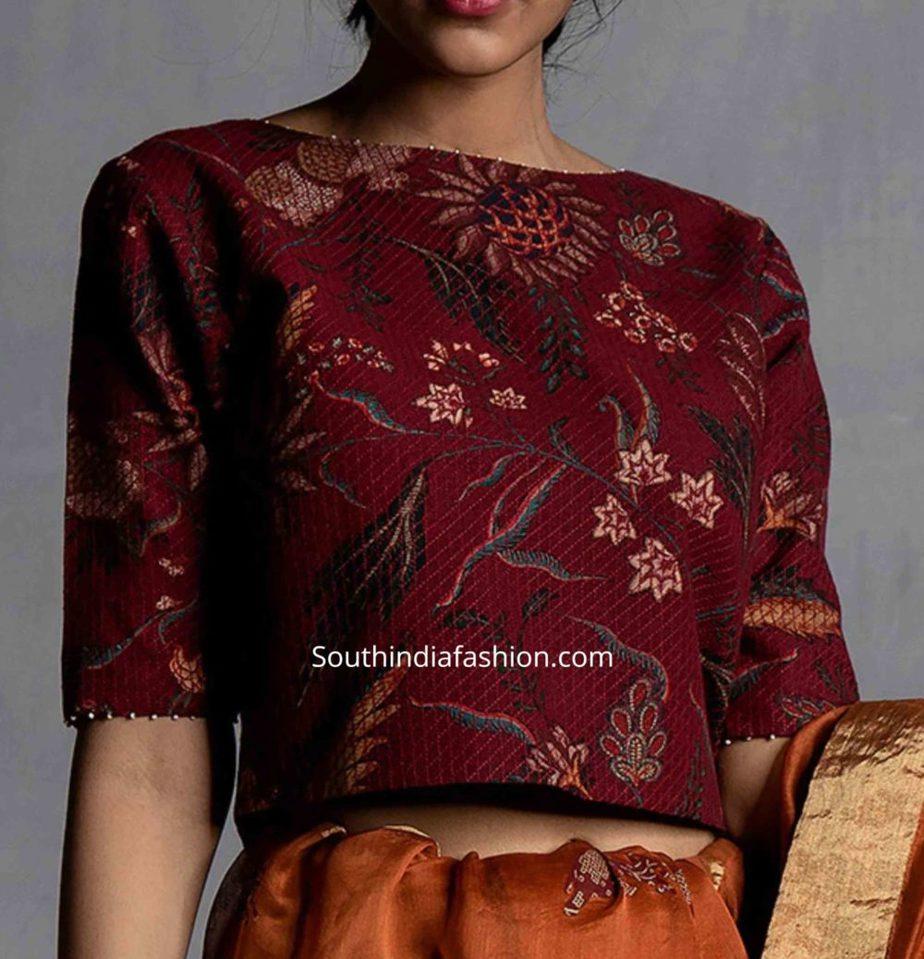 readymade sari blouse online
