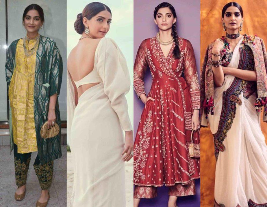 sonam kapoor fashion trends