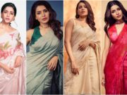 5 Times Samantha's Saree Looks Stated How Simple Sarees Can Be Stylish!