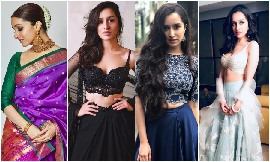 Shraddha Kapoor's Ethnic Styles Is Every Bridesmaid's Inspiration!