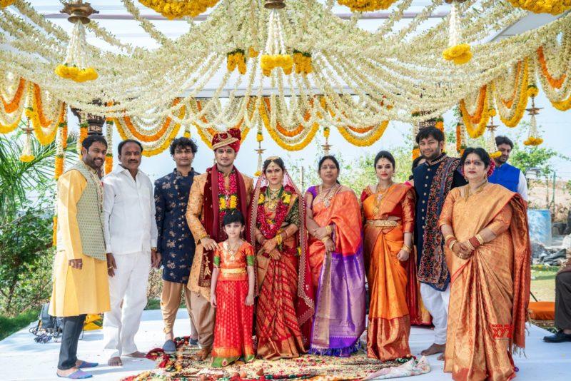 actor nikhil marriage photos (1)