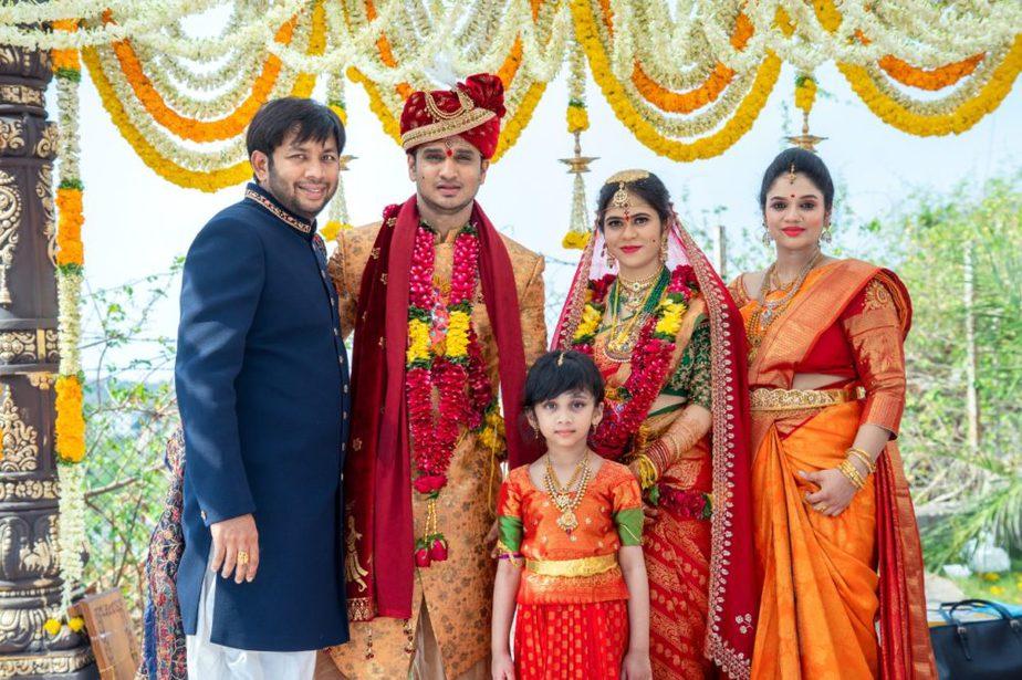 actor nikhil marriage photos (4)