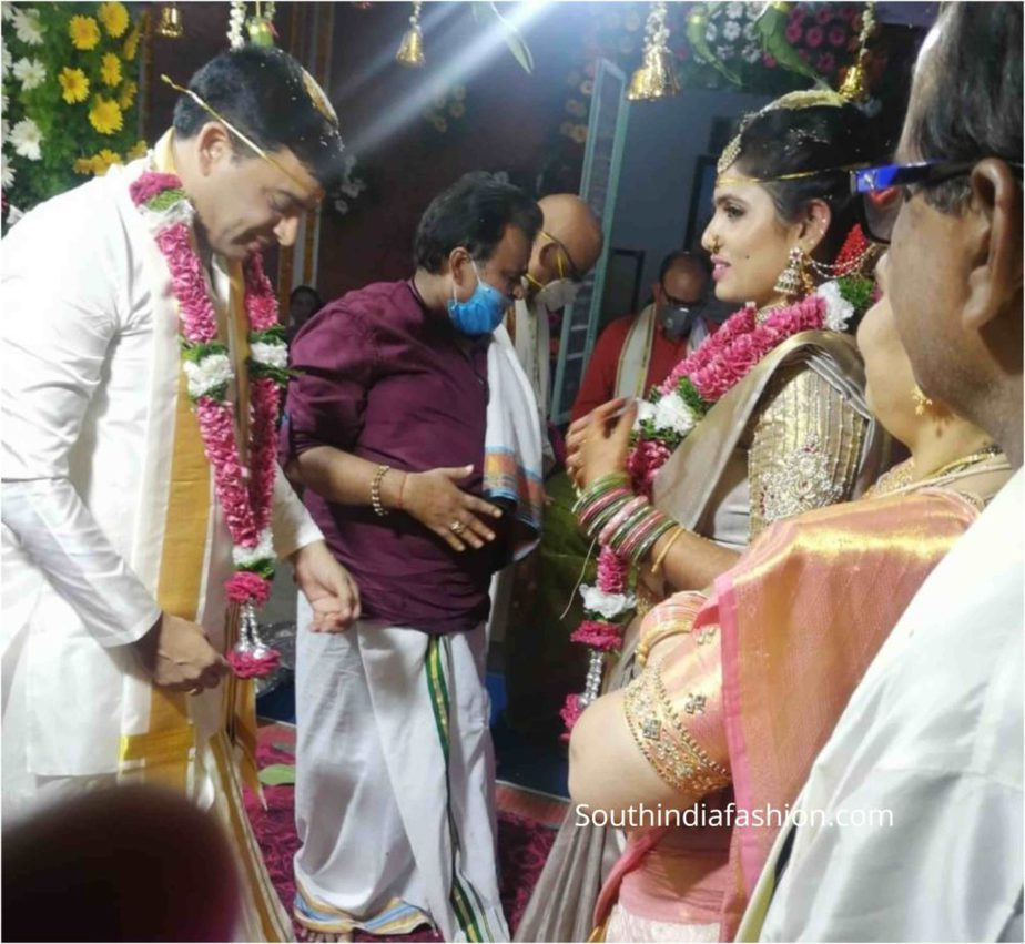 dil raju second marriage photos (1)