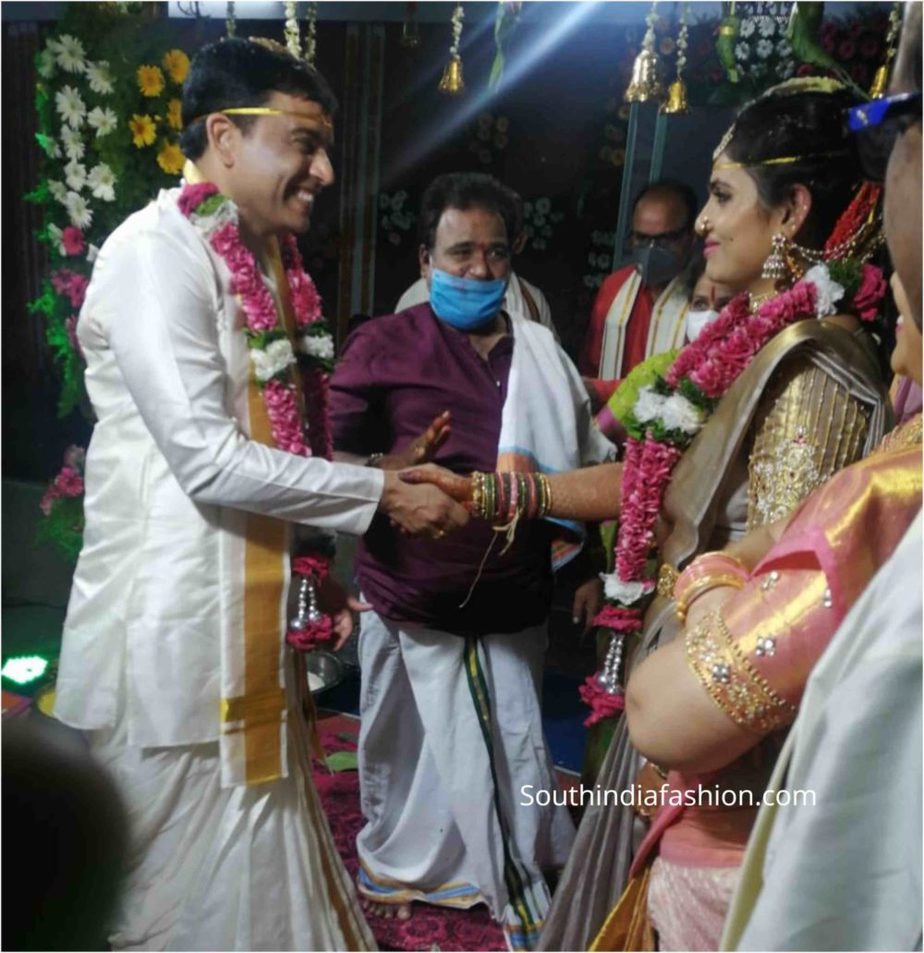 dil raju second marriage photos (2)