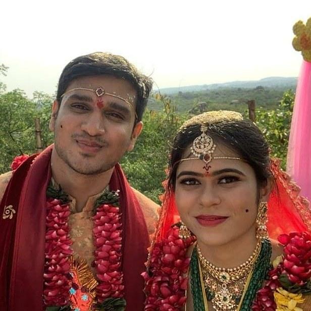 hero nikhil and pallavi varma wedding marriage photos (2)