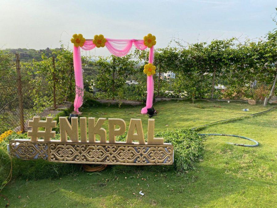 hero nikhil and pallavi varma wedding marriage photos (7)