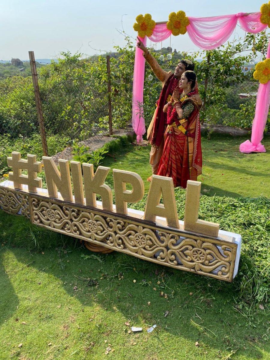 hero nikhil and pallavi varma wedding marriage photos (8)