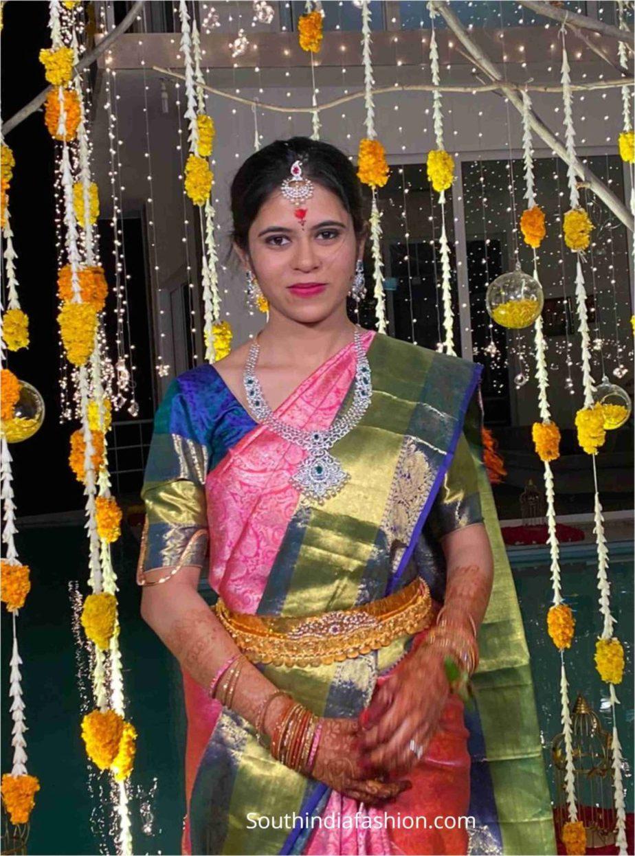 hero nikhil siddarth haldi function pellikoduku function photos (3)