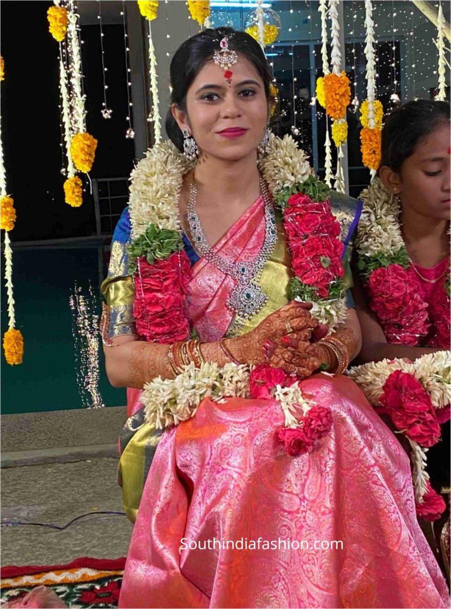 hero nikhil siddarth haldi function pellikoduku function photos