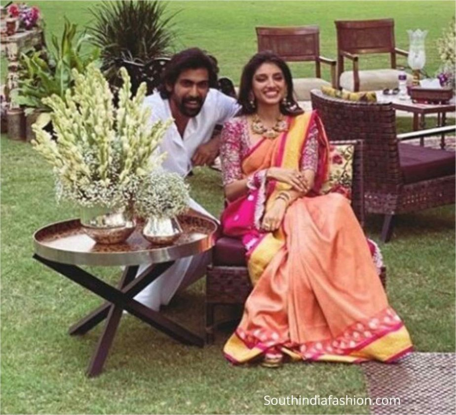 rana daggubati engagement photos (3)