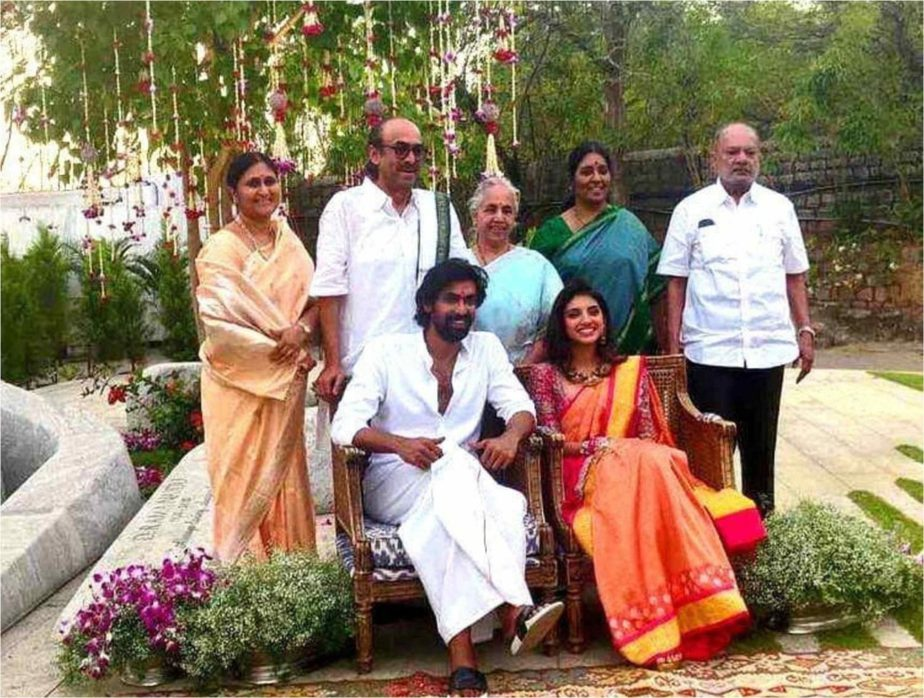 rana daggubati engagement photos (5)