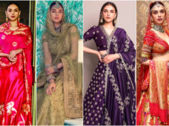 Aditi Rao Hydari shows how to dazzle any style of lehenga with grace and poise