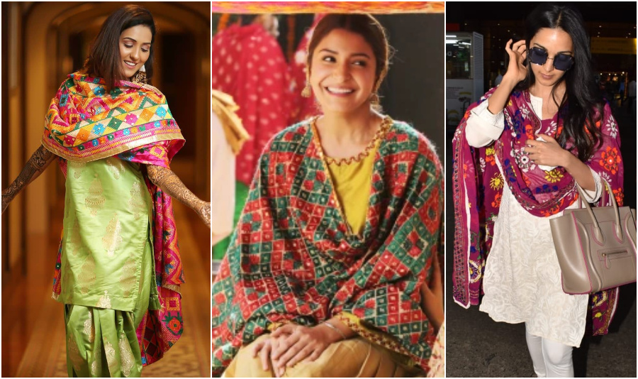 Include The Underrated Phulkari Embroidery In Your Wardrobe With These 7 Pieces!
