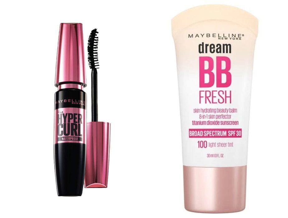 affordable drugstore makeup Maybelline eyeshadow
