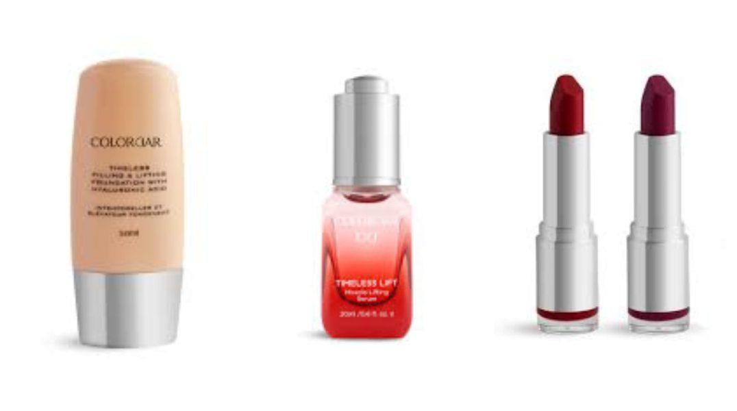 affordable drugstore makeup colorbar skincare