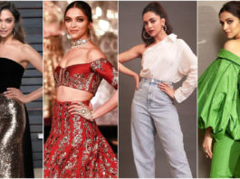 Deepika Padukone Rules The Off-Shoulder Styles And Shows Us How It's Done