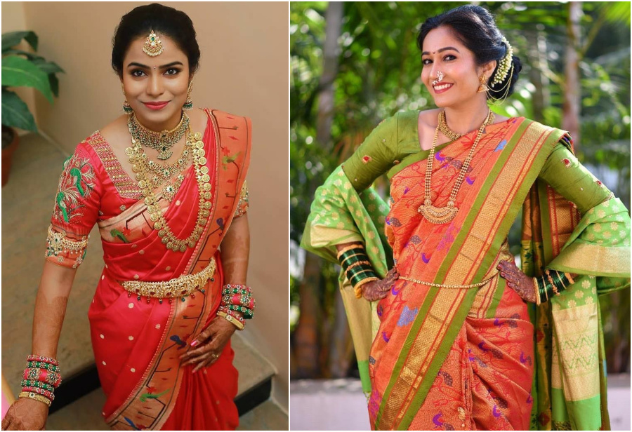 Paithani Saree Brands