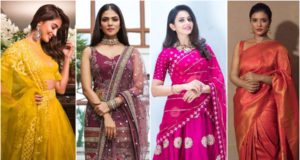 South Indian Celebrities Show Us How To Be Stunning Bridesmaids!
