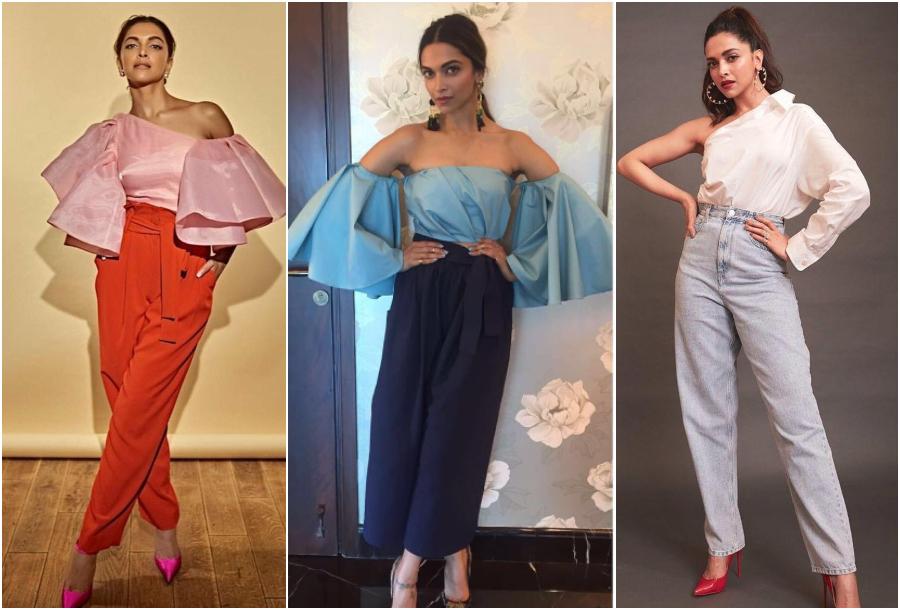 Deepika's style