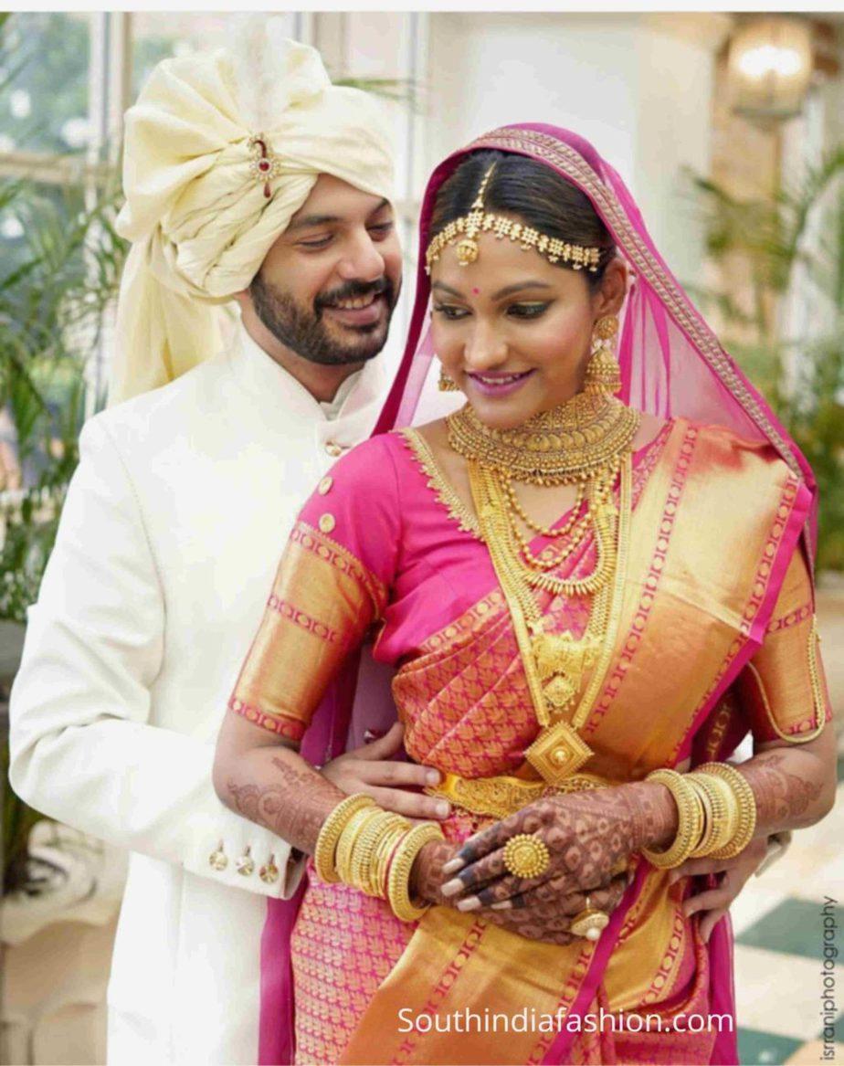celebrity stylist eesha amiin wedding photos (2)