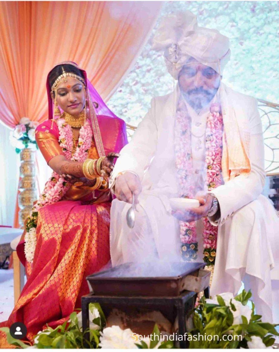 celebrity stylist eesha amiin wedding photos (3)