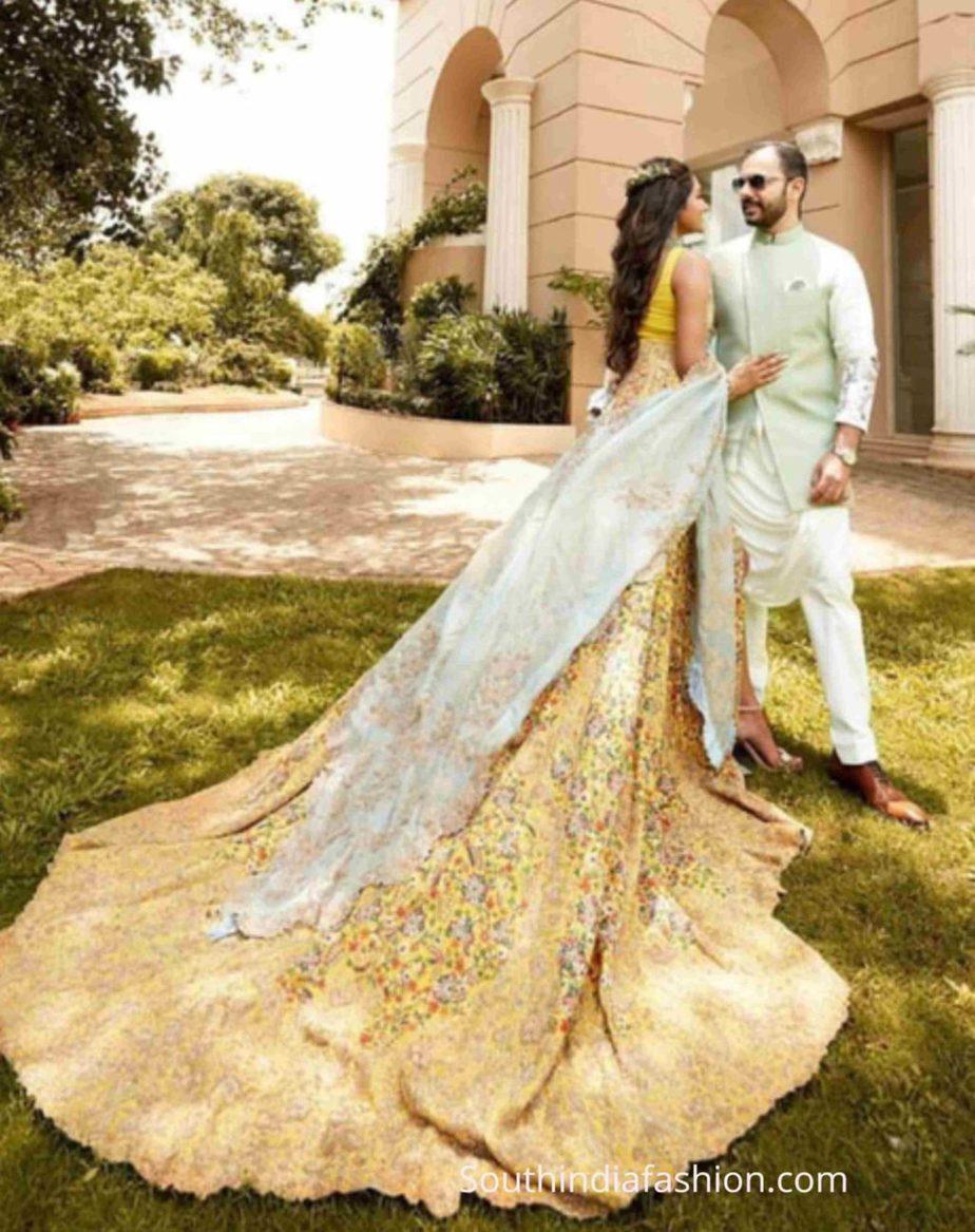 celebrity stylist eesha amiin wedding photos (5)