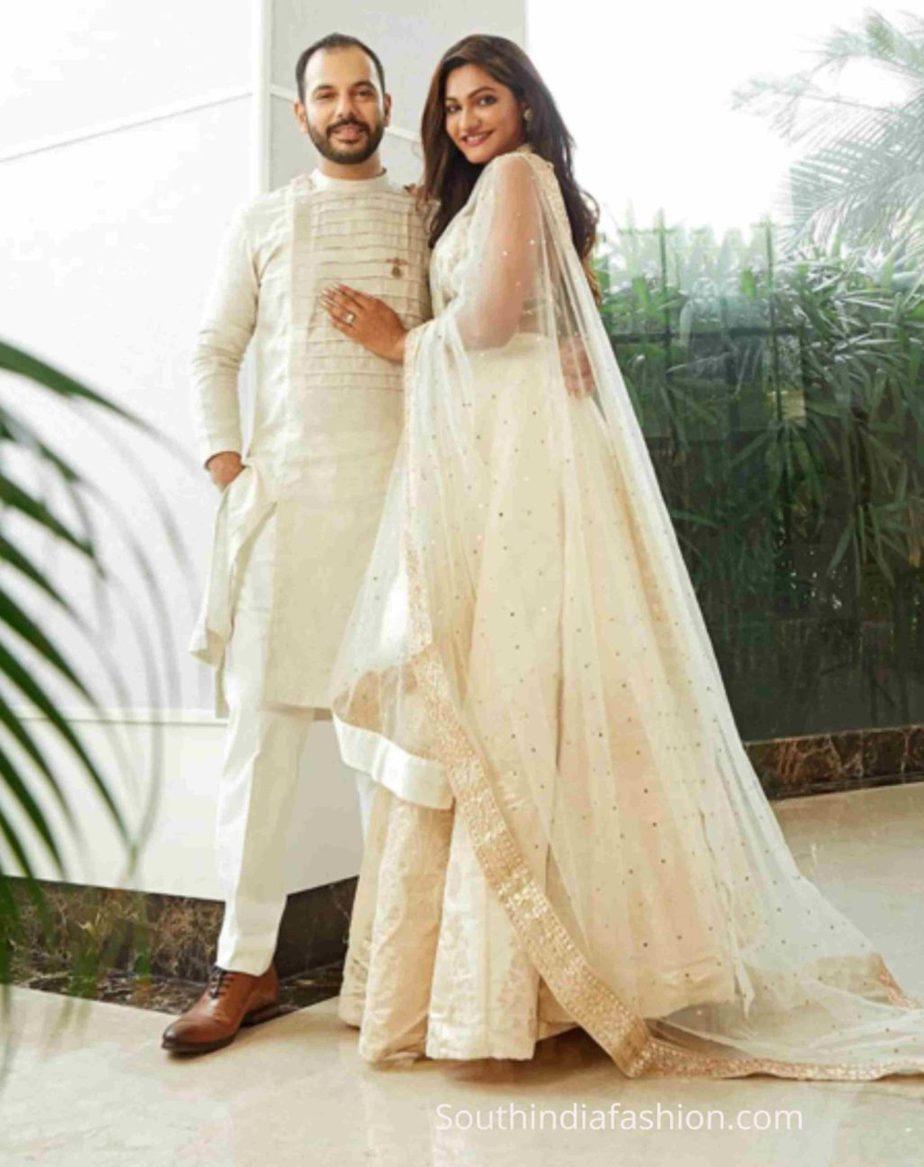 celebrity stylist eesha amiin wedding photos (6)