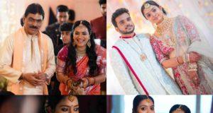 lagadapati rajagopal daughter engagement (1)