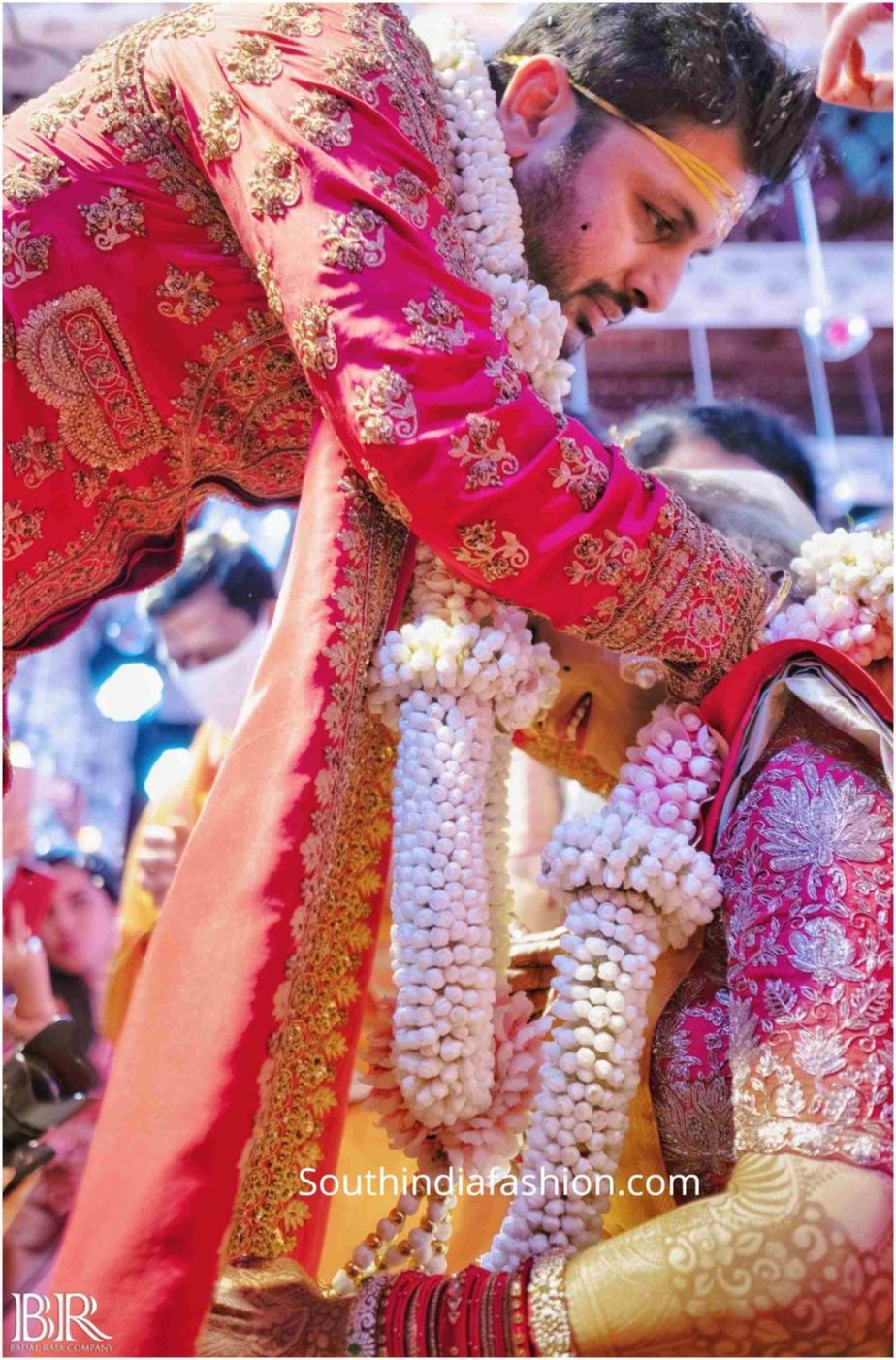 nithiin and shalini wedding (1)