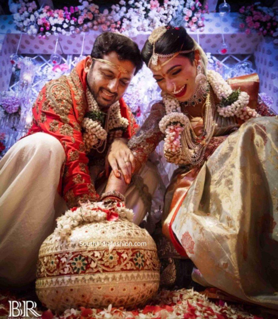 nithin shalini marriage (1)
