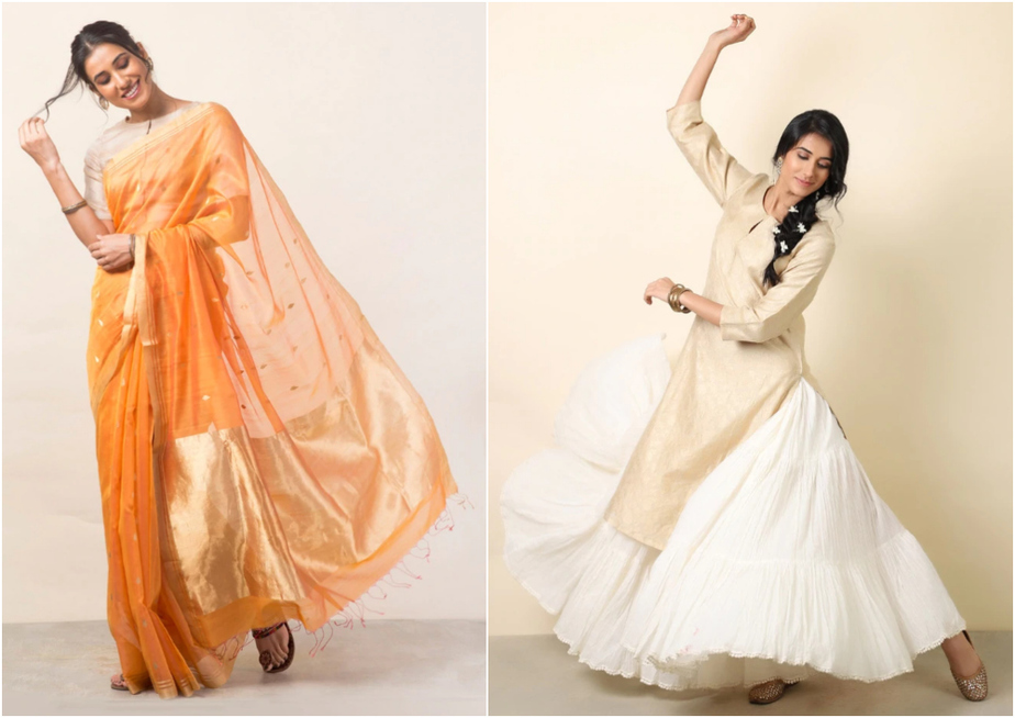 Go #VocalForLocal With These 8 Indian Websites For Ethnic Wear