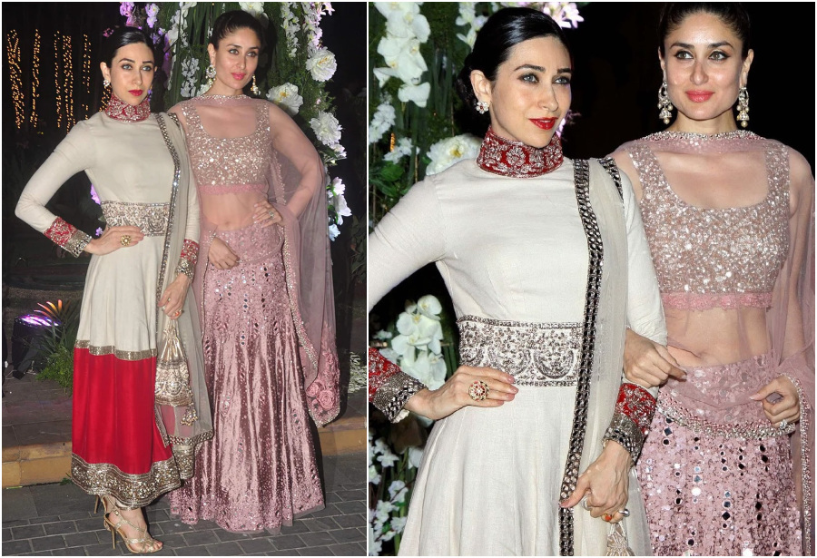 10 Times Manish Malhotra Worked His Magic On Kapoor Sisters