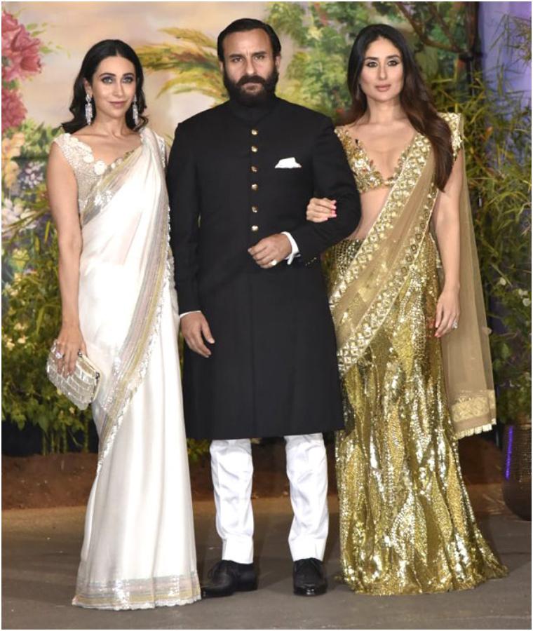 10 Times Manish Malhotra Worked His Magic On Kapoor Sisters