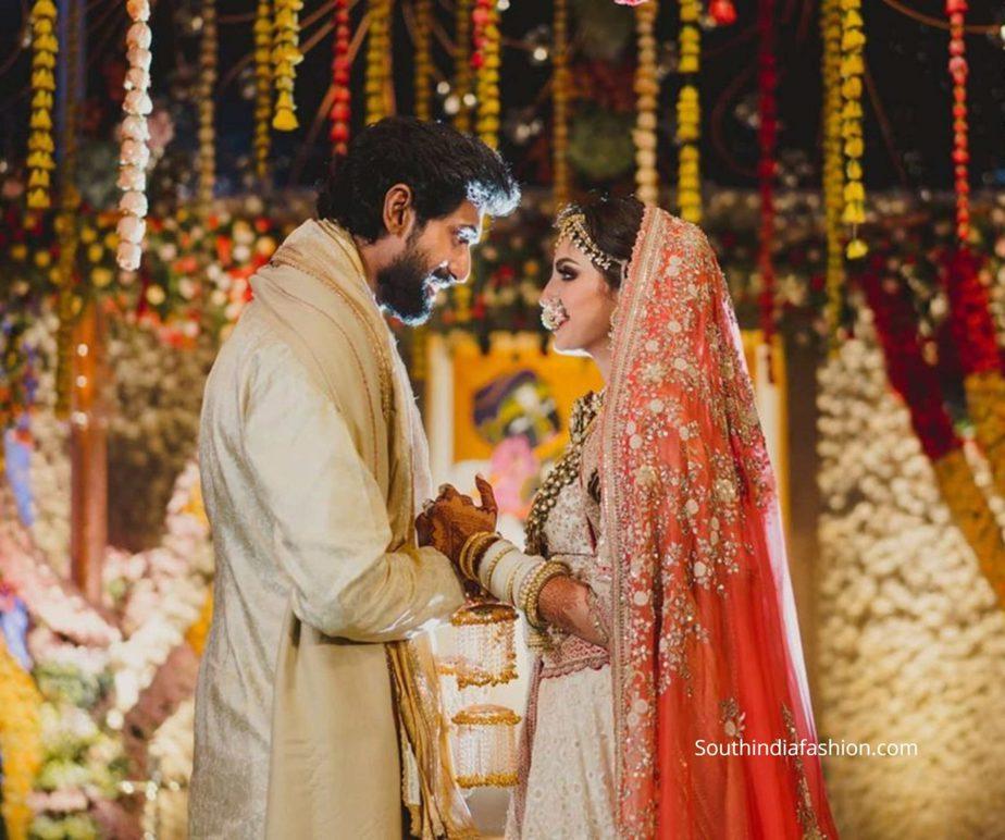 Rana and Miheeka Wedding Day