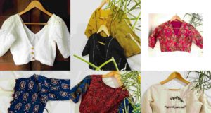 Contemporary Blouses