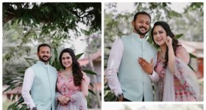 Miya and Ashwin's Engagement