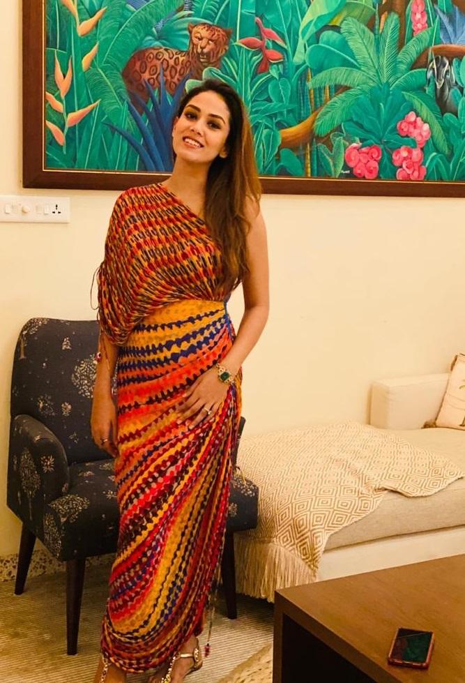 Mira Kapoor in Saaksha & Kinni