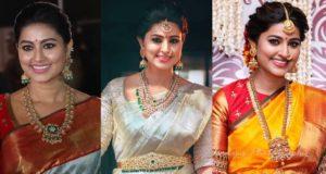 actress sneha prasanna jewellery models