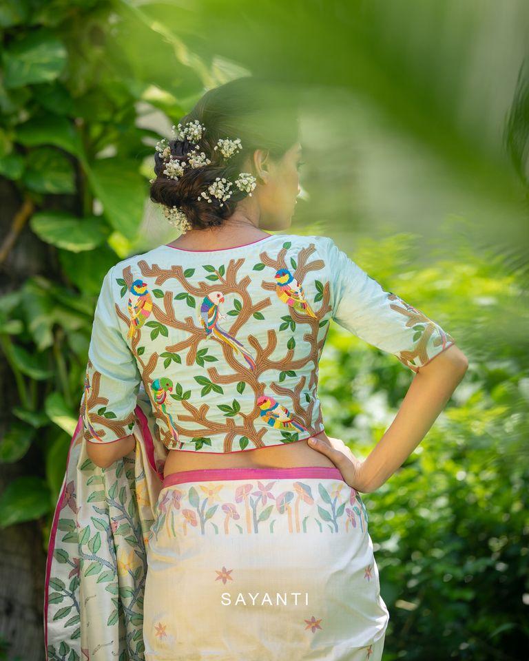 latest blouse designs 2020 (2)
