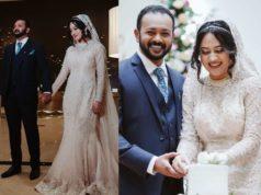 miya george wedding photos